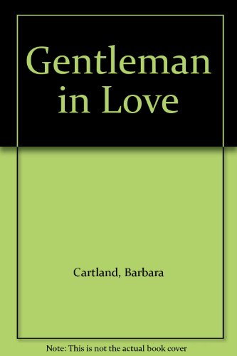 9780860098362: Gentleman in Love