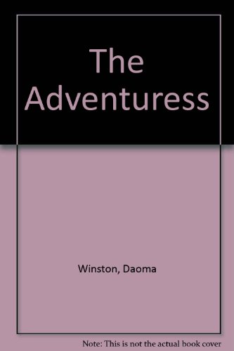 9780860099178: The Adventuress