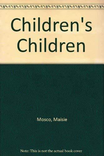 9780860099536: Children's Children