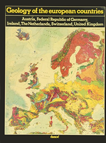 Geology of the European Countries: Johannes Van Beek