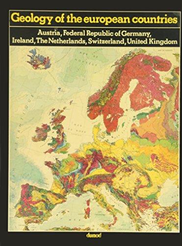 Geology of the European Countries: Johannes Van Beek
