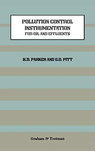 Pollution Control Instrumentation For Oil And Effluents