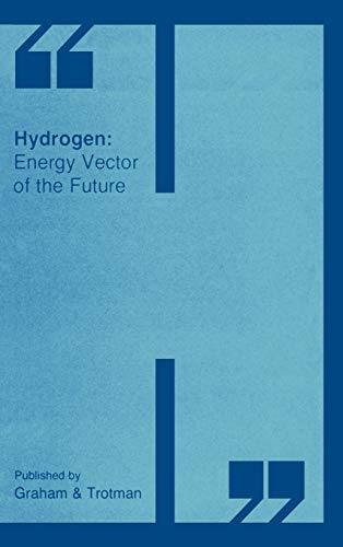 Hydrogen: Energy Vector of the Future: Springer