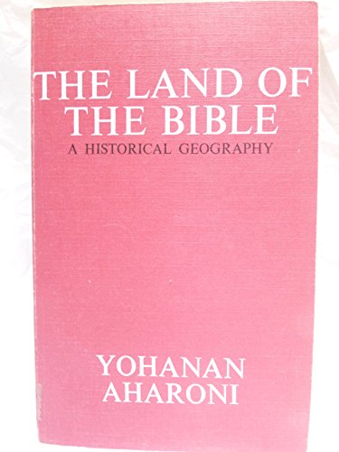 9780860120001: The Land of the Bible
