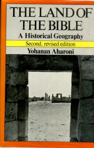 9780860120933: Land of the Bible: Historical Geography