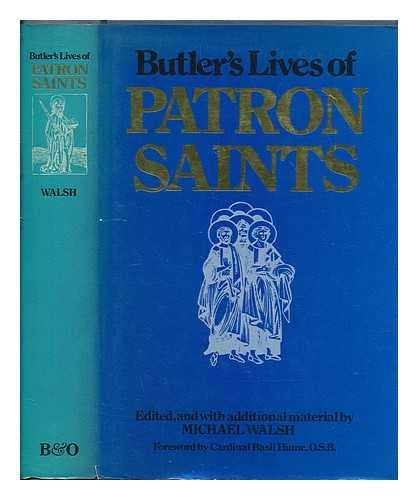 9780860121572: Lives of Patron Saints