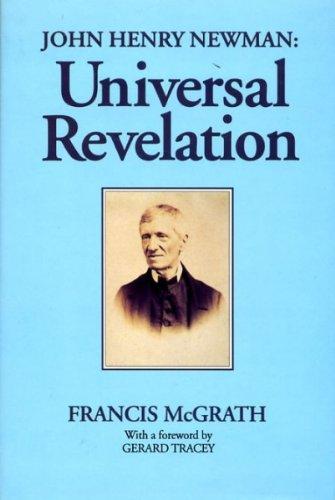 9780860122739: John Henry Newman: Universal Revelation