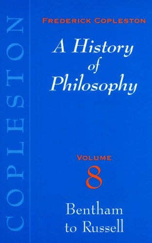9780860123019: History Of Philosophy: Vol 8