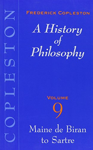 9780860123026: History Of Philosophy: Vol 9
