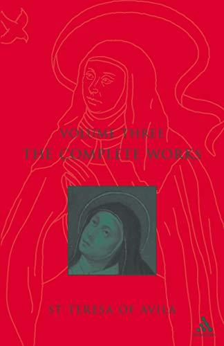 9780860123309: Complete Works St. Teresa Of Avila Vol3: v. 3