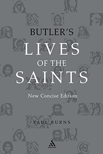 9780860123408: Butler's Lives of the Saints: New Concis