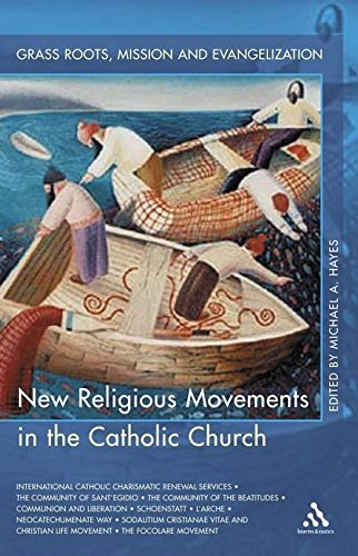 9780860123842: New Religious Movements in the Catholic Church: Grass Roots Mission And Evangelization