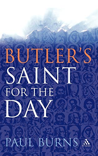 9780860124344: Butler's Saint for the Day
