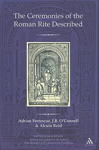 9780860124627: The Ceremonies of the Roman Rite Described