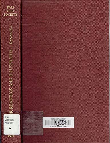 The Minor Readings (Khuddakapatha). The First Book of the Minor Collection (Khuddakanikaya) (Pali ...