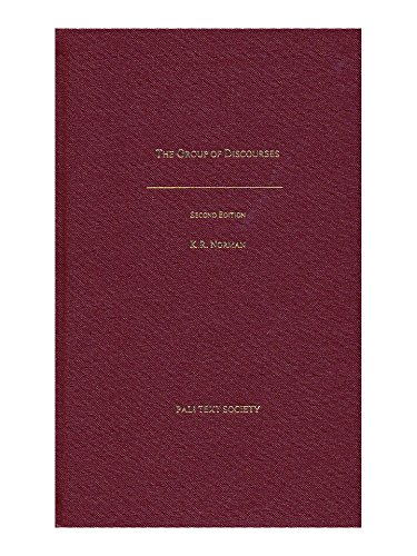9780860133032: The Group of Discourses (Sutta-Nipata) (v. 2)