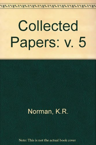 9780860133223: Collected Papers: v. 5