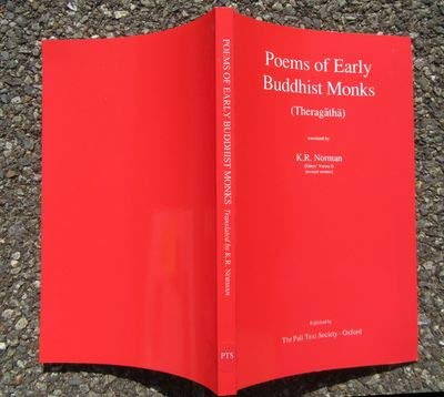 Poems of Early Buddhist Monks