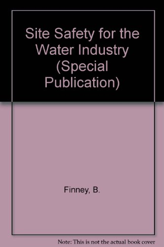 Handbook Site Safety for the Water Industry: Anon
