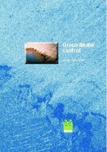 9780860175155: Groundwater Control - Design and Practice (CIRIA Report)