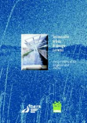 Sustainable Urban Drainage Systems - Design Manual for England and Wales: Martin, P.