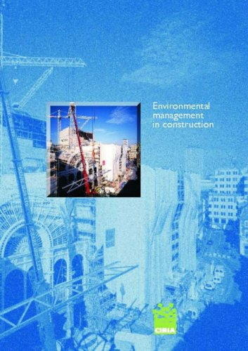 9780860175339: Environmental Management in Construction