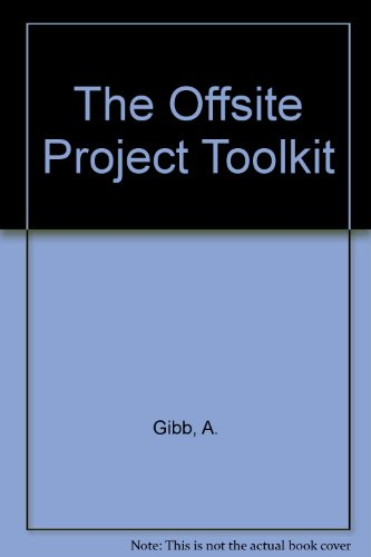 9780860176312: The Offsite Project Toolkit