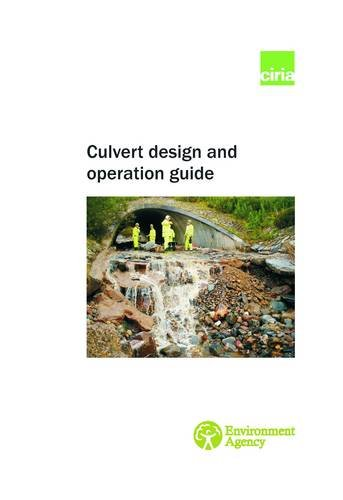 9780860176893: Culvert Design and Operation Guide