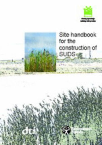 9780860176985: Site Handbook for the Construction of SUDS: C698