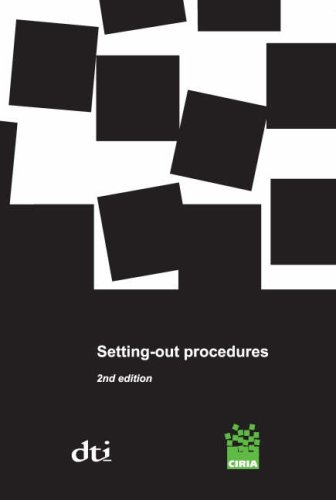 9780860177074: Setting-out Procedures: C707