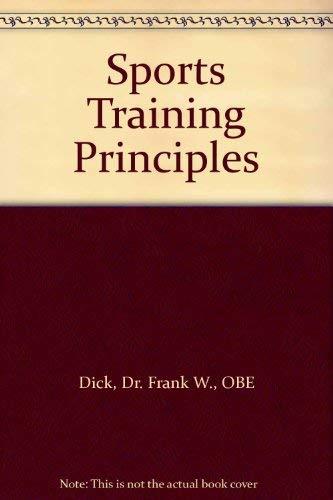 9780860190363: Sports Training Principles