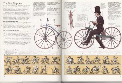 The Invention of Bicycles & Motorcycles (Museum of Discovery) (0860200167) by Derek Roberts