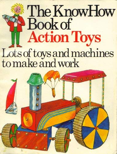 9780860200208: Action Toys (Know How Books)
