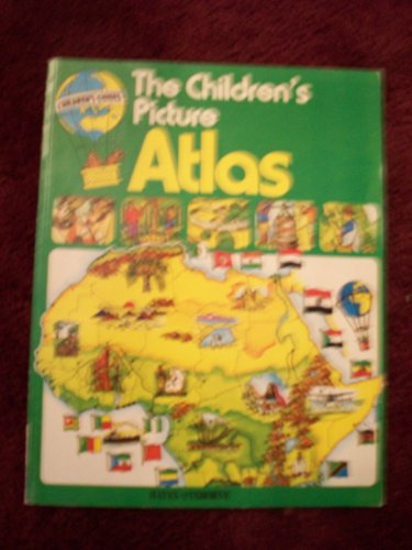 9780860200598: Picture Atlas (Usborne Children's Guides)