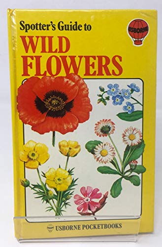 9780860201052: Wild Flowers (Spotter's Guide)