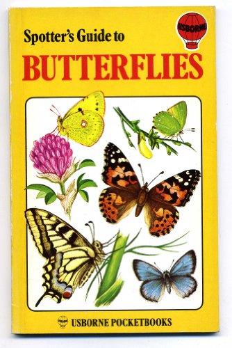 Butterflies (Spotters Guide): Hyde, George E.