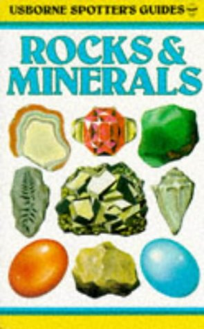 Usborne Spotter's Guide to Rocks & Minerals (0860201120) by Woodley, Alan; Charles Fray; Mike Freeman