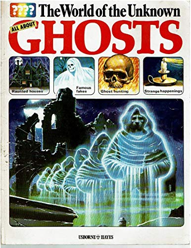 The World of the Unknown Ghosts: Christopher Maynard