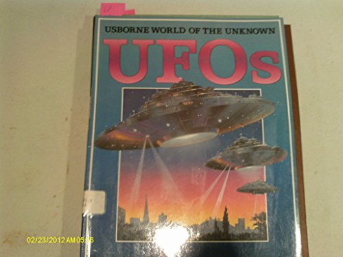 9780860201502: Usborne World of the Unknown: Ufo's