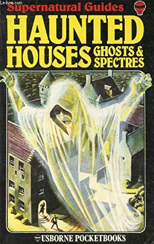 9780860202479: Haunted Houses, Ghosts and Spectres (Usborne pocketbooks)