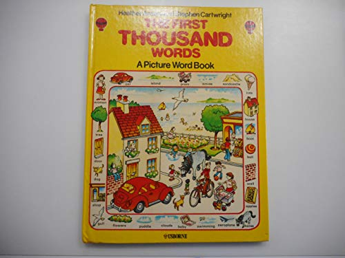 9780860202660 The First Thousand Words