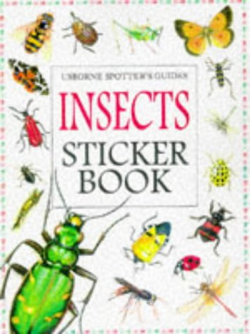 Insects (Spotter's Guide): Wootton, Anthony