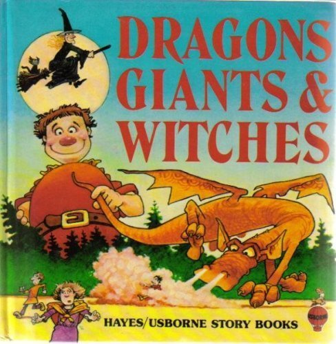 9780860203421: Dragons, Giants and Witches (Usborne story books)