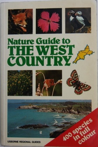 Nature Guide To The West Country Somerset, Dorset, Devon & Cornwall: Mercer, Ian