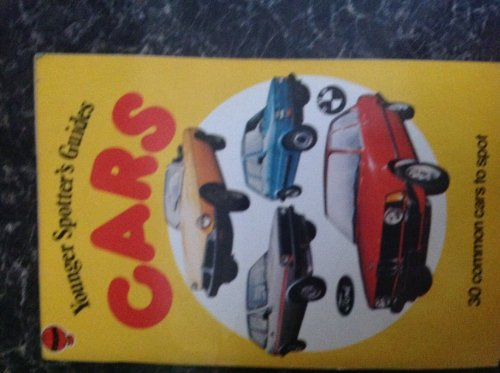Cars (Younger Spotter's Guide) (0860204251) by Nigel Fryatt