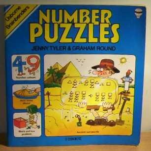9780860204350: Number Puzzles (Brainbenders)