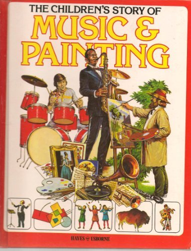 9780860204459: Children's Story of Music and Painting
