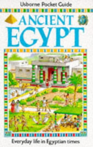 Pocket Guide to Ancient Egypt (Usborne Everyday Life) (0860205320) by Anne Millard