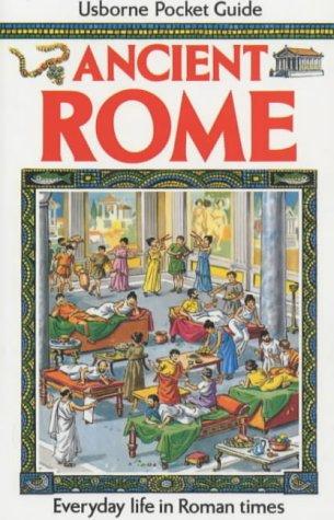 Ancient Rome.: Millard, Anne; Mcewan, Joseph & Mann, Roger (illustrations); Blundell, Kim (designed...