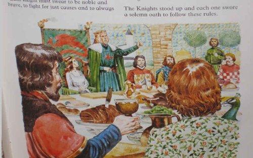 9780860205517: Adventures of King Arthur (Usborne Picture Classics)